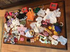 Muffy VanDerBear Clothing HUGE lot  nabco Vanderwear costumes -BIg 34 item plus