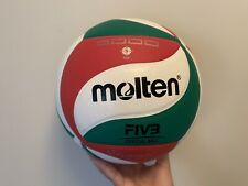 Molten Volleyball Ball Soft Touch Outdoor Ball V5 M5000 Official Size US Seller