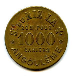 Charente (16) Angoulême Association Of Rice The Good For 1000 Volant Non Dated