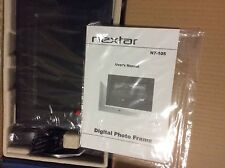 7-Inch Nextar N7-102 Widescreen Digital Photo Frame/MP3 Player