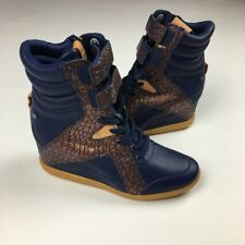 NEW Women Reebok Alicia Keys Wedge V51927 Authentic Without Tags