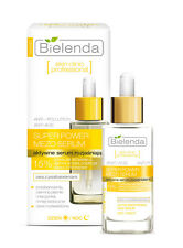 BIELENDA Super Power Mezo brightening face Serum 15% Vitamin C Citric Acid 30ml
