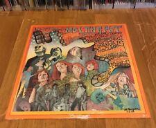Le Creuset LP US 1988 nrmint Insert Shrink Wrap Sonic Youth das Damen L7 +