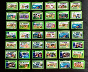 LeapFrog LeapPad 2,3, Ultra, Ultimate Games - Multiple Choice *Cartridge ONLY*