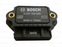 Bosch Ignition Module Switch Unit 0227100200 - GENUINE - 5 YEAR WARRANTY