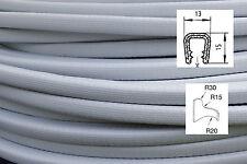 KS6-8HG Keder Kederband Kederprofil Kantenschutzband Schutzprofil Klemmprofil