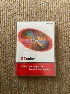 EZColor software mac/pc
