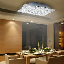 LED Deckenleuchte Flora Kvader Deckenlampe Wohnzimmer Kche Glas Lampe