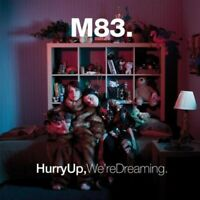 M83 - HURRY UP,WE'RE DREAMING  VINYL LP NEW!