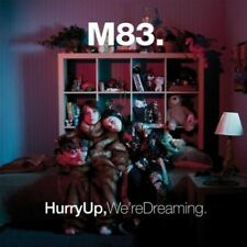 M83 - HURRY UP,WE'RE DREAMING  VINYL LP NEU