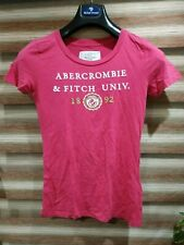Abercrombie &Fitch women's t-shirts Size-S  pink color