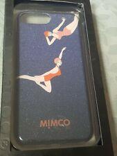 Mimco Swim Hard Phone Cover Case iPhone 6p 7p 8p Plus