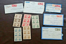 TIMBRES  ET LETTRES INDOCHINE FRANCE