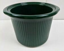 Rival Model 3150 Slow Cooker Crock Pot Replacement Crock - Green