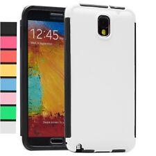 Samsung Galaxy Note 3 Hülle Tasche Touch Case 360° Schutz Hülle Etui Cover