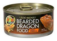 Zoo Med Bearded Dragon Food Adult 6oz Wet