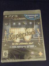 TV SuperStars (Sony PlayStation 3, 2010) - Brand New!!!!