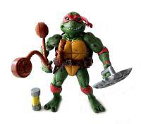 Movie Star Raph Vintage TMNT Ninja Turtles Figure Near Complete 1992 Raphael #2
