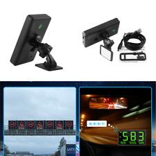 DC5V Digital Car Motorcycle GPS Speedometer Speed Display Kit KM/h MPH For Bikes