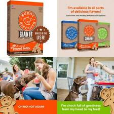 Buddy Biscuits, Grain Free Oven Baked Crunchy & Teeny Treats for Small or Toy
