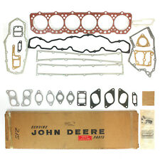 John Deere Kit Engine Overhaul Gasket Set Parts AR51421 RE524626 Genuine OEM NOS