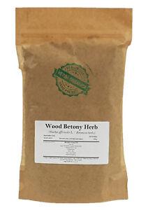 Wood Betony Herb - Stachys Officinalis L # Herba Organica # common hedgenettle