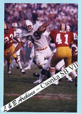 Larry CSONKA Dolphins Redskins SUPER BOWL Photo Giants