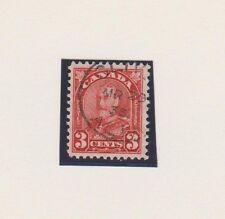 Canada 167 2c Arch Geo V. CLIVE, ALTA. c.d.s. 1933