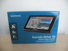 Garmin Drive 50 Navigationssysteme Free Lifetime Map OVP ( NEU unbenutzt)