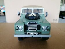1:18 Universal Hobbies Eagle Collectibles Land Rover Serie III  No Box