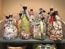 Decorative Mosaic Art Pottery Bottle ~ Dispenser ~ Unique One of a Kind! Chef ?