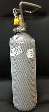 CO2 Flasche 2KG Kohlensäureflasche NEU! Tüv 2028 inkl. FÜLLUNG!!!!!!