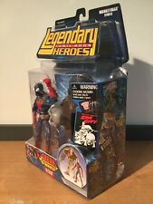 MOC Legendary Heroes Freak Force Star  Monkeyman Series  BAF 2007