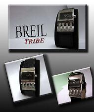 Ladies Designer Watch Breil Tribe tw0208 Extravagant Case with simili-steine NEW