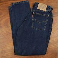 "vtg Levi's 626 Orange Tab Denim Jeans - W29"" x L30"" #77 SUPERB CONDITION GRADE A"