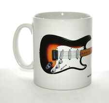 Guitar Mug. Eric Clapton's Fender Stratocaster 'Brownie' (or The Layla Guitar).
