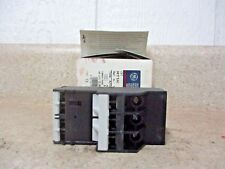 GE RT1K AUTO/MANUAL OVERLOAD RELAY, 2.5-4.1 A, #13846J NIB