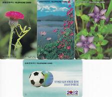 Telefonkarten Korea