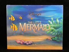 Disney Store Exclusive Lithograph Portfolio ~ The Little Mermaid SEALED