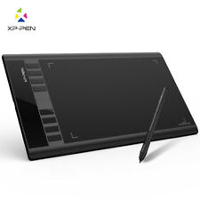 "XP-PEN Star03 v2 10x6"" Drawing Digital Graphics Tablet 12 inch with 8 Hot Keys"