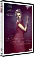 """DVD """"Et Dieu créa la femme"""" Brigitte Bardot    NEUF SOUS BLISTER"""