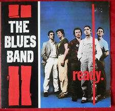 LP THE BLUES BAND Ready Arista 202887 GERMANY 1980