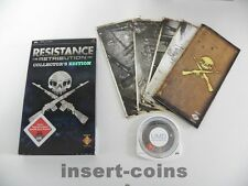 Resistance: Retribution collectors edition-Sony PSP USK/18/PAL/30/3