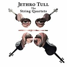 JETHRO TULL 'THE STRING QUARTETS' CD (2017)