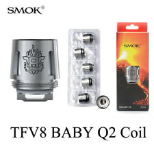 Smok TFV8 V8-Q2 Baby Replacement Coil Head BABY TANK Cloud Beast 1 Pack 0.4 ohm