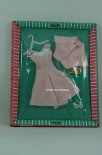 Sindy Barbie clone vintage sized fashion pink dress and top for Linda NRFB