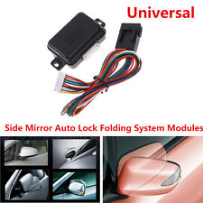 Car Auto Intelligent Side Mirror Rear View Mirror Fold Closer System Modules Kit