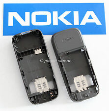 ORIGINAL NOKIA 1200 1208 1209 MITTEL-COVER MIDDLE D COVER ASSY DARK GREY 0256616