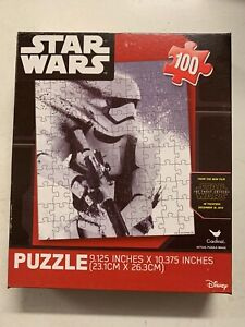 Disney Star Wars The Force Awakens 100 Piece Puzzle *New & Sealed*