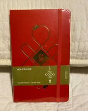 RARE SEALED Chinese New Year Limited Edition - Moleskine FREE SHIPPING